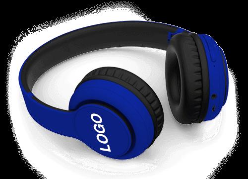 Mambo - Branded Bluetooth Headphones