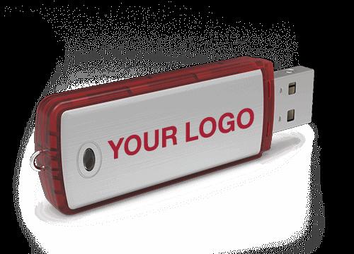 Classic - Personalised USB Stick