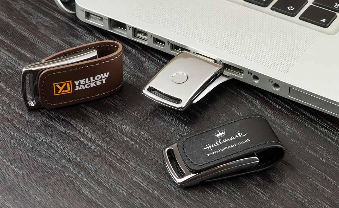 Executive - Leather USB