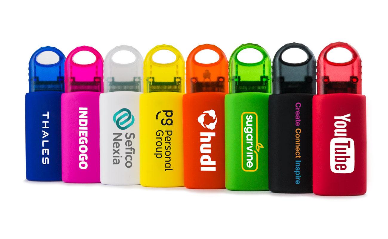 Kinetic - Personalised USB