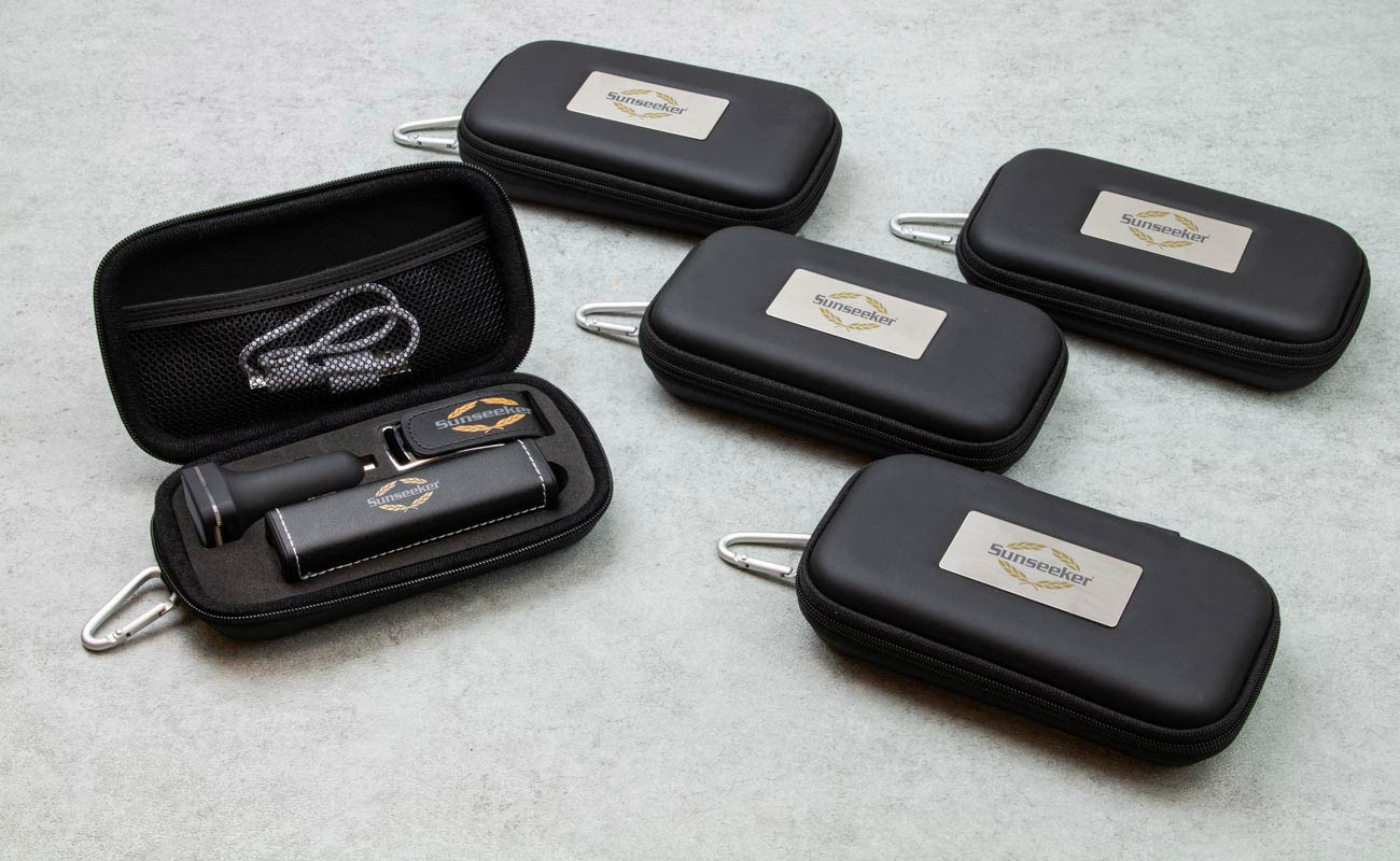 Leather M - Business Gift Set