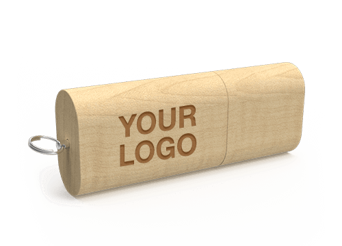 Nature - Wooden USB Stick