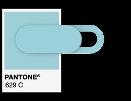 Pantone® References Webcam Cover